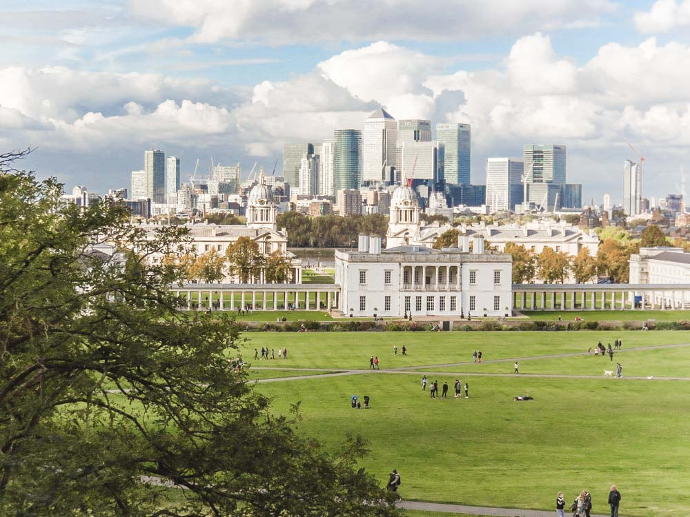 Greenwich Park and beyond