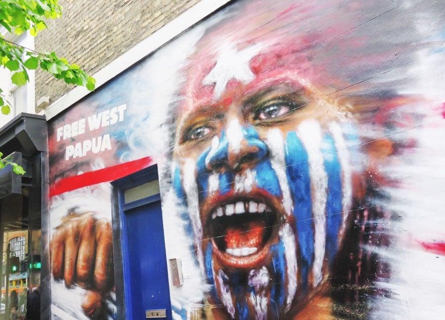 Dale Grimshaw West Papua