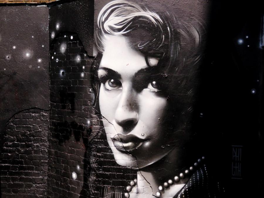 Street Art in Camden - Philth