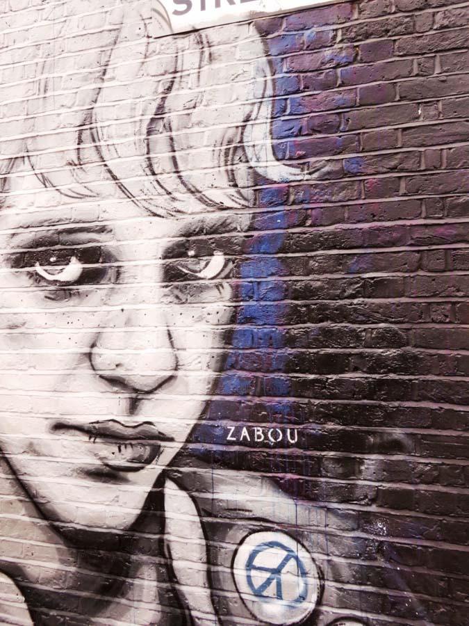 Zabou Hawley Street