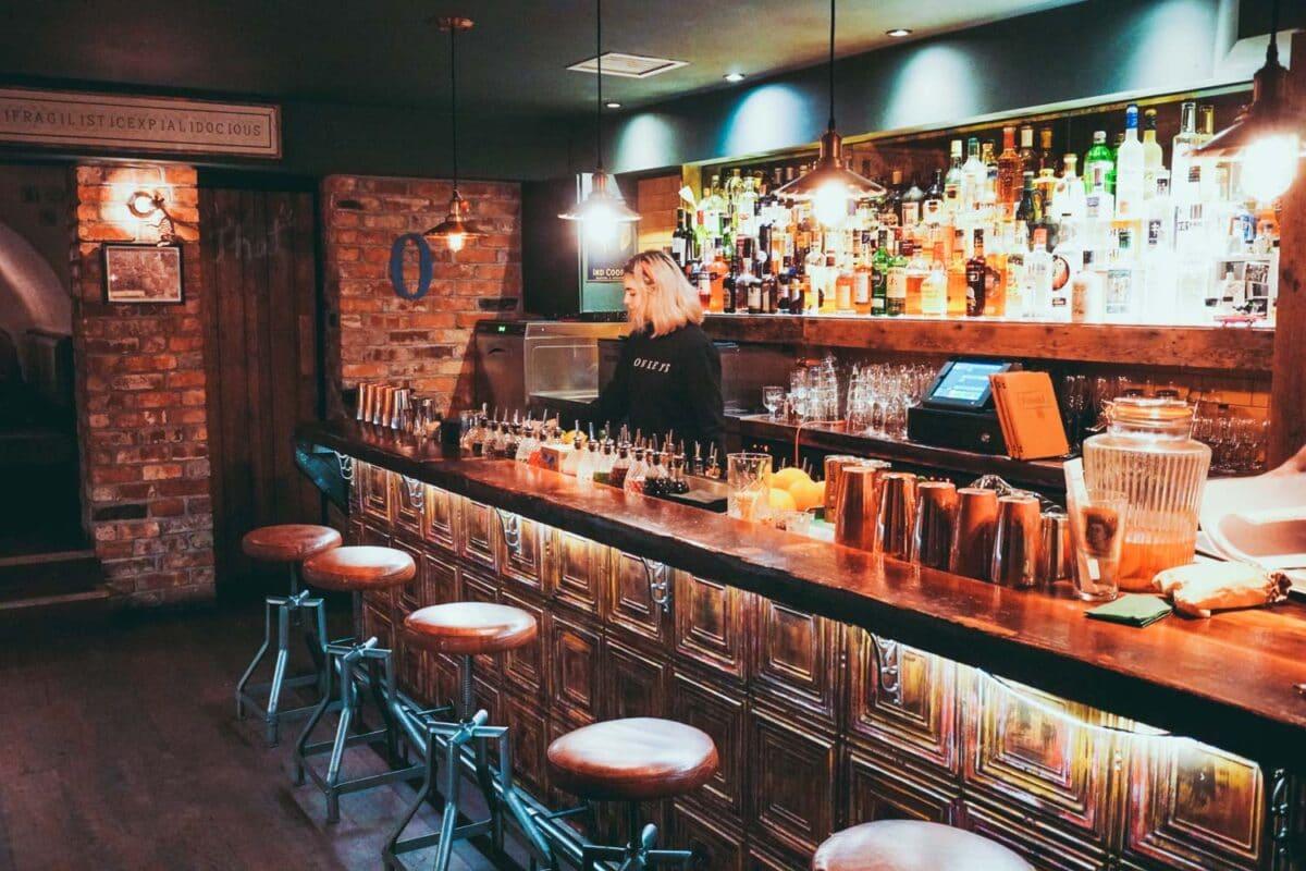 Found Bar Shoreditch: Excellent Cocktails, Zero Pretension