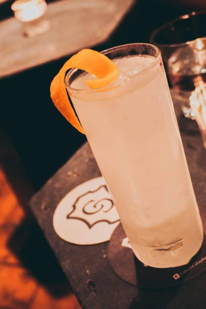 Cocktails Callooh Callay