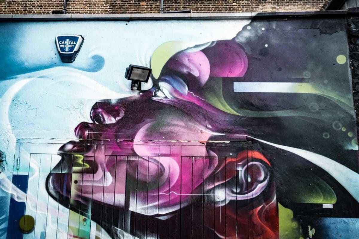 Cool Things to do in Shoreditch, London