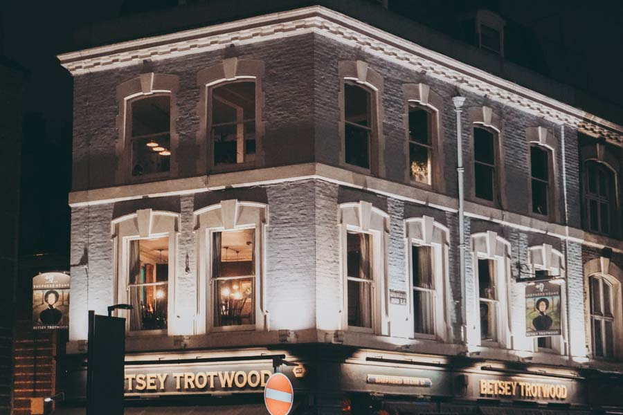 Betsey Trotwood