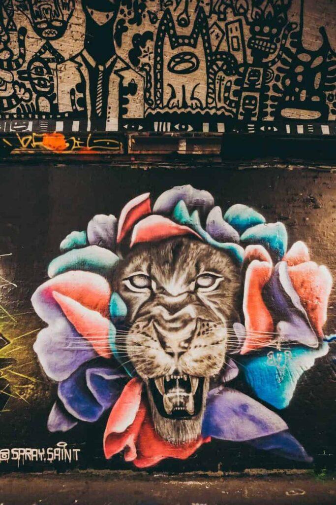 Street Art Leake Street