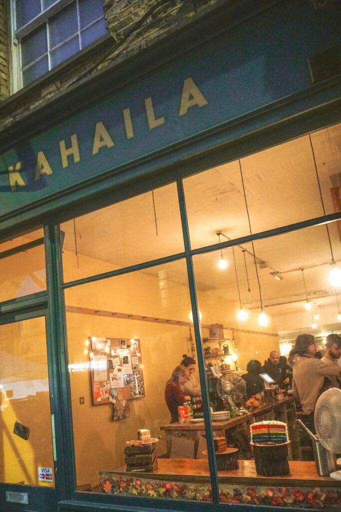 Kahalia