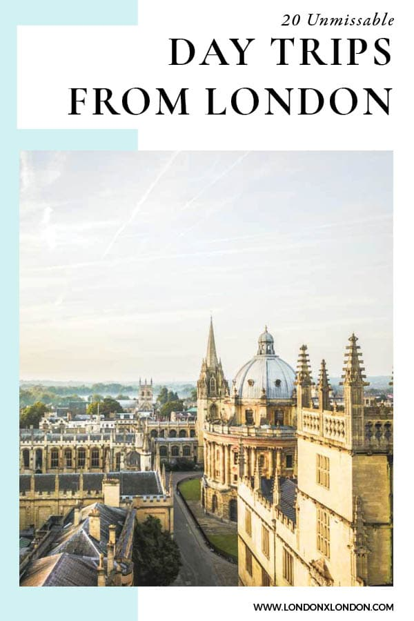 Trips from london