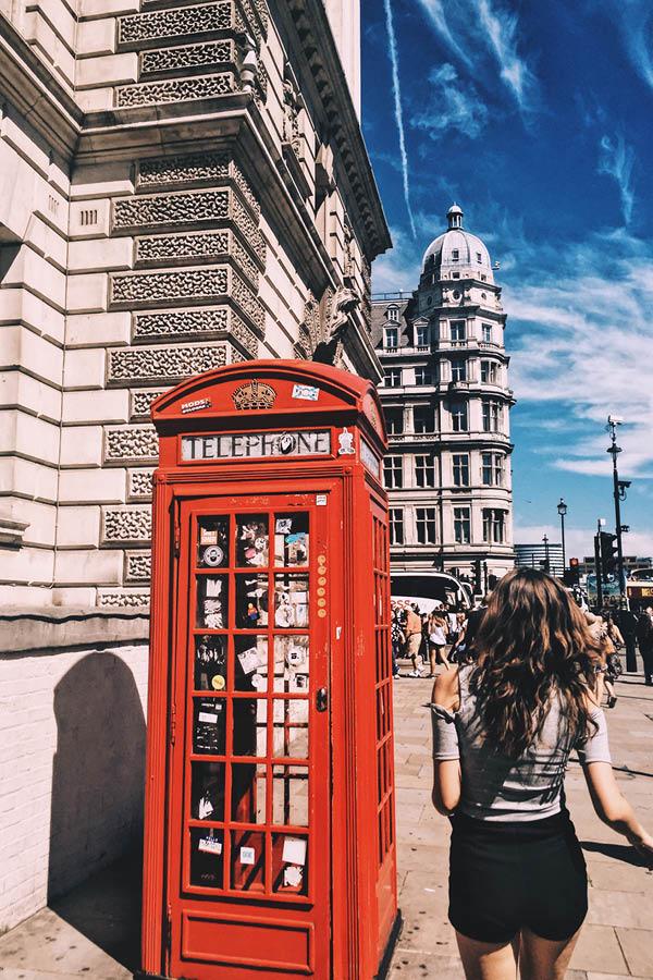 Walking Central London