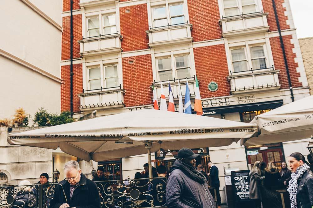 Porterhouse Covent Garden