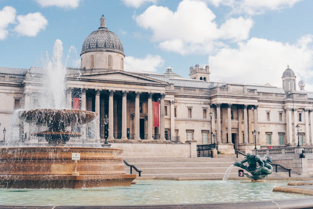 A Guide to Trafalgar Square: History, Sights + Tips for Visiting London's Iconic Landmark