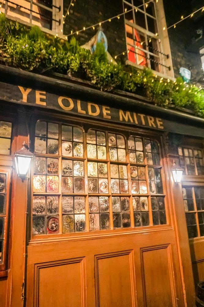 Ye Olde Mitre