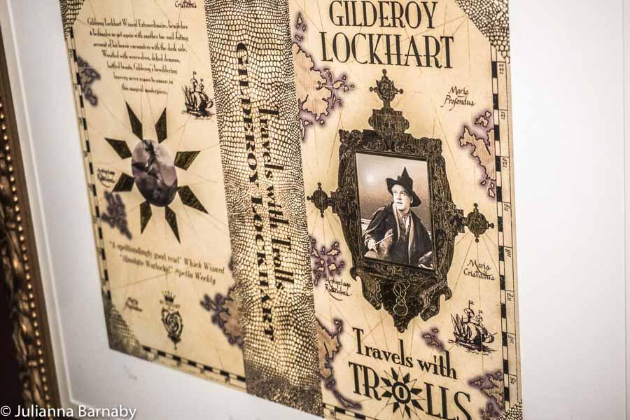 Gilderoy Lockheart Illustration