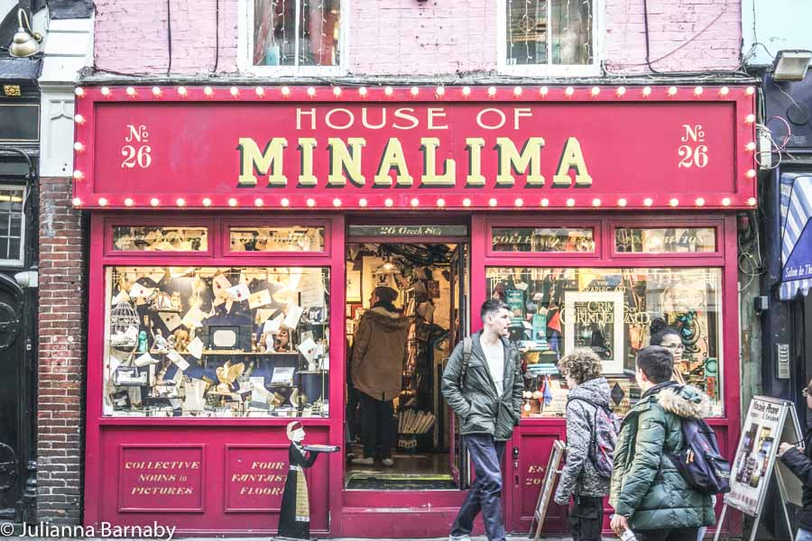 The House of Minalima: The London Shop Bringing Harry Potter to Life