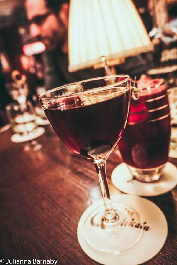 Americain Bar Zedel