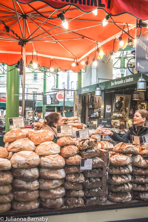 Foodie's Guide to Borough Market