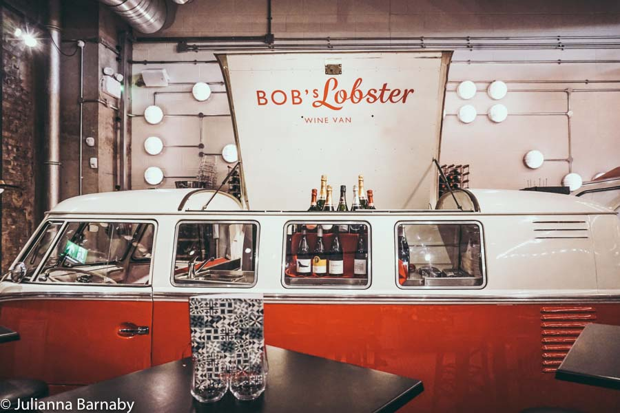 Bobs Lobster London Bridge