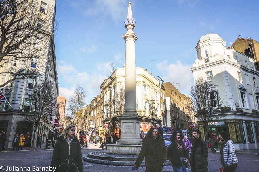 Time to Explore: Seven Dials