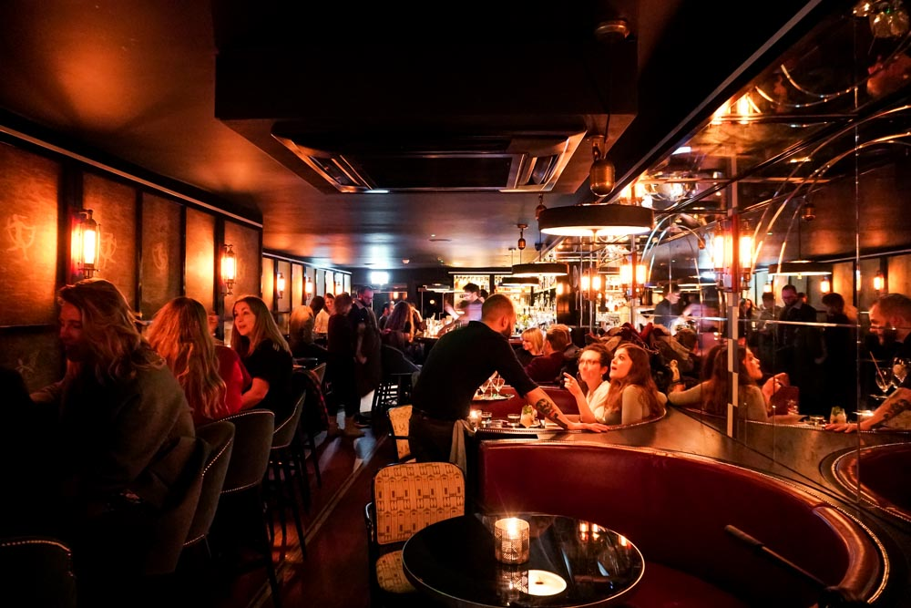Swift Bar Soho: Two Bars Under One Roof = One Cocktail Lover's Dream