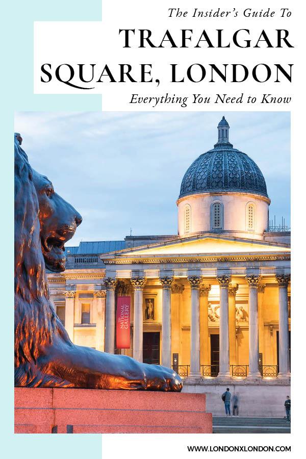 Trafalgar Square London 1