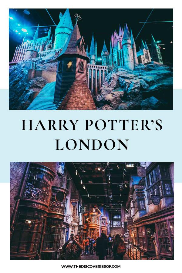 Harry Potter London Studios