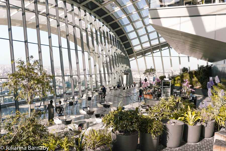 Visiting London's Sky Garden: Brilliant Views With Free Entry (+ How to Skip the Queues)