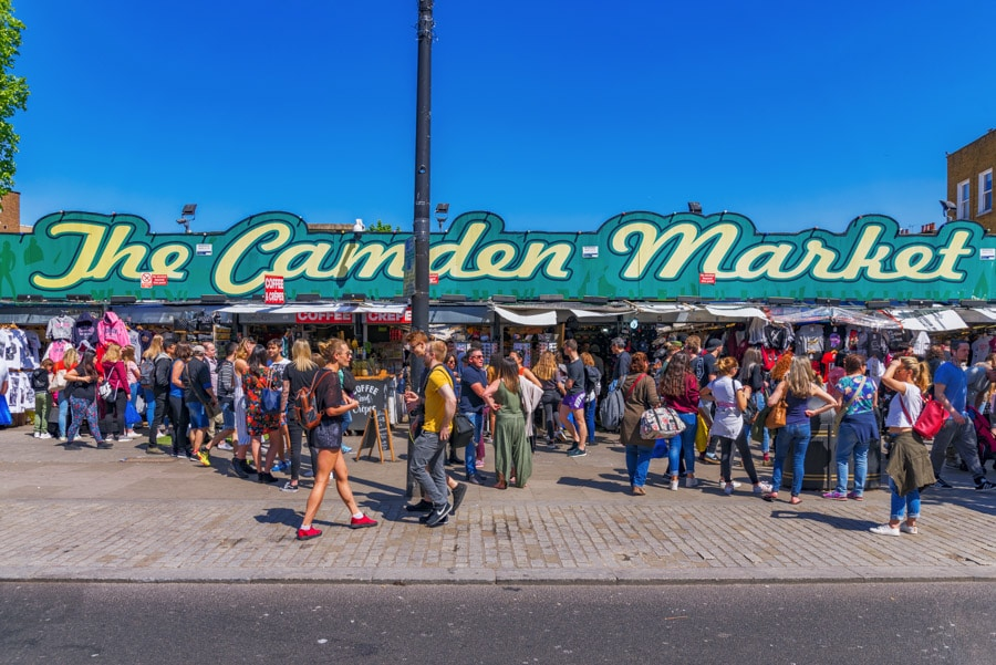 15 Cool Things to do in Camden