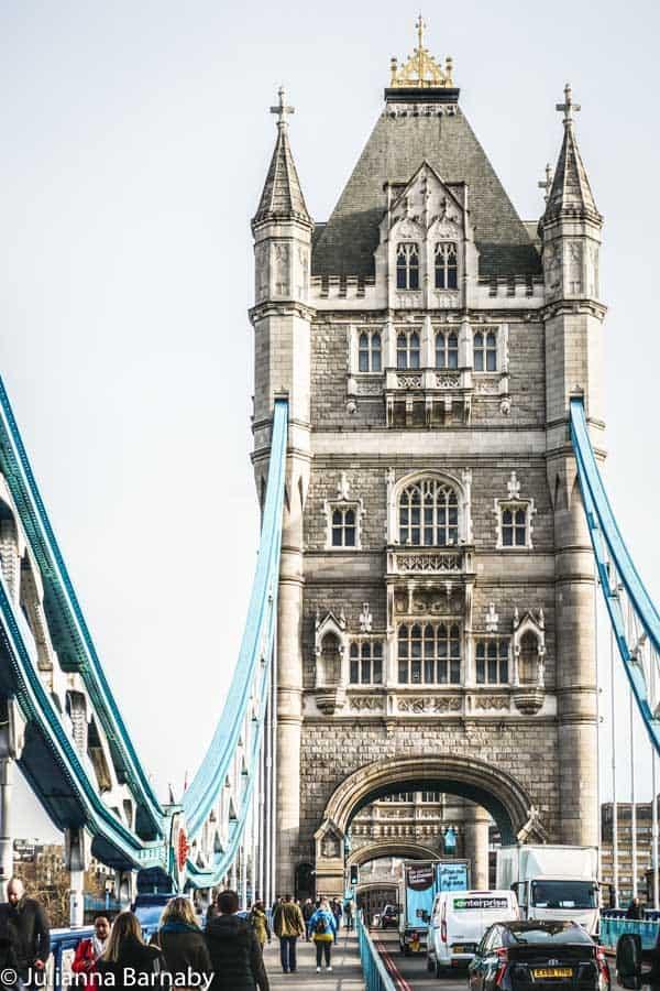 Tower Bridge today