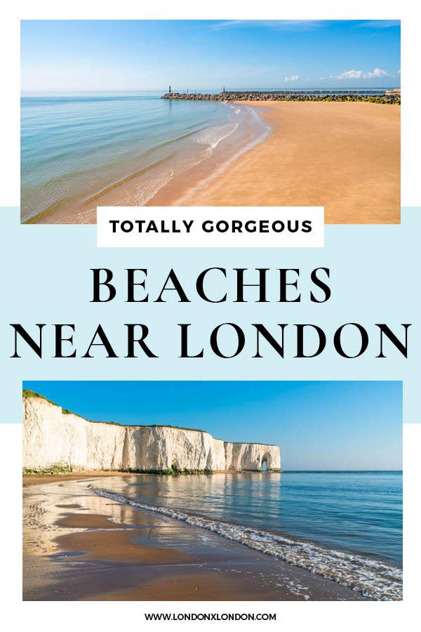 Beaches nr London