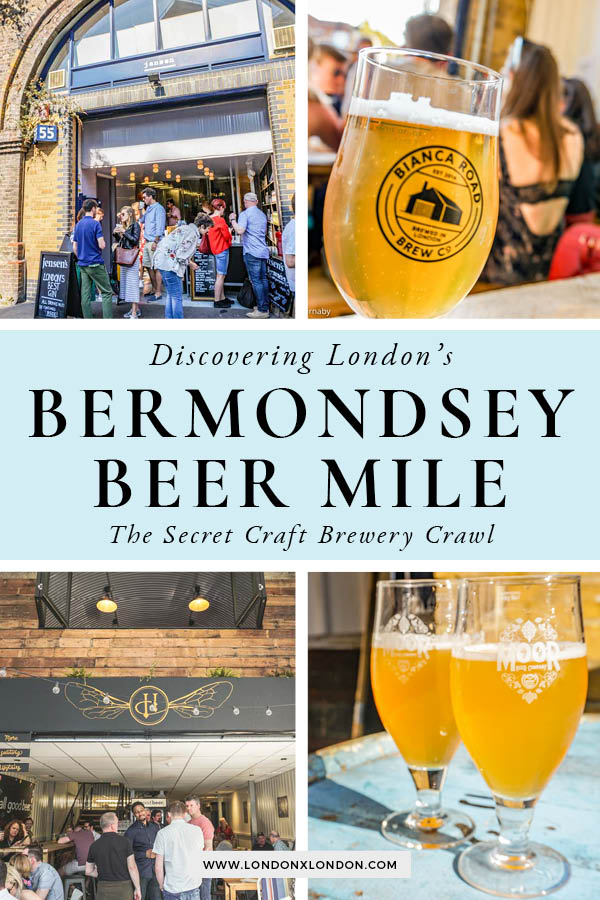 Bermondsey Beer Mile