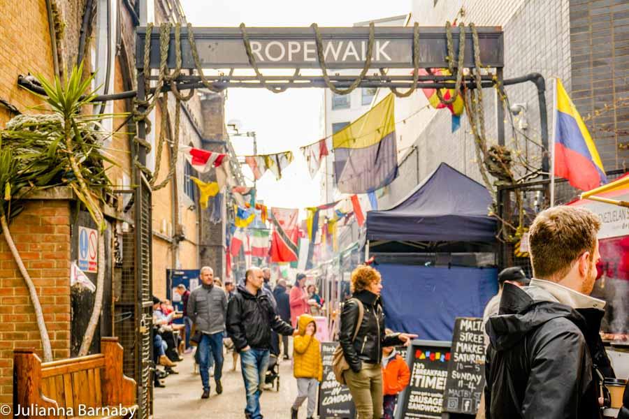 Maltby Street Market –  Bermondsey's Brilliant Food Market