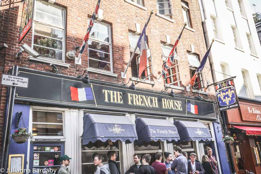 The French House, Soho