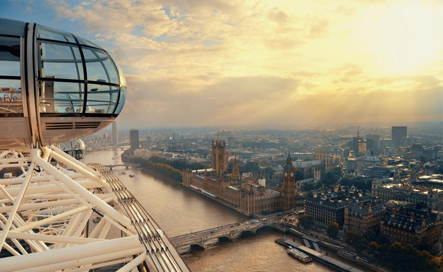20 London Eye Facts I'll Bet You Didn't Know