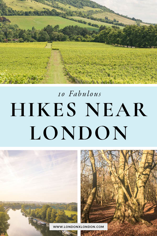 Hikes Near London