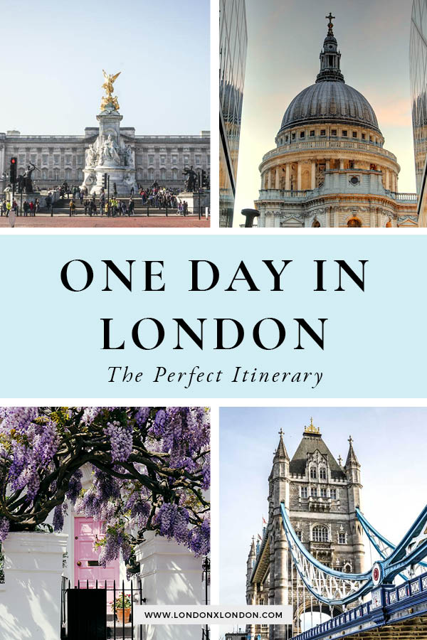 Best 3 Day London Itinerary for Visitors | Visiting