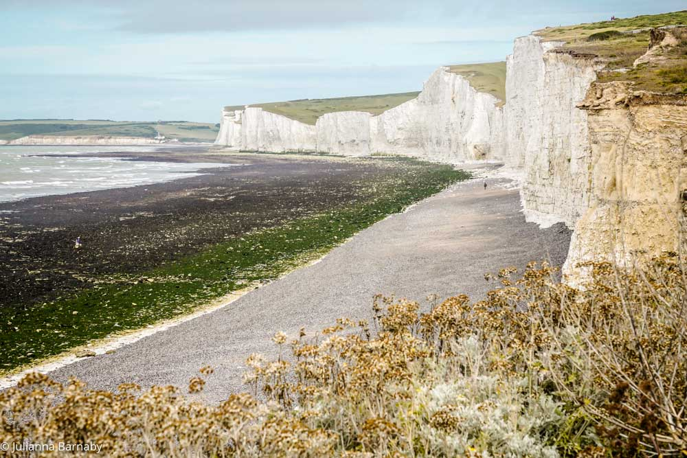 Hikes near London - Seven Sisters
