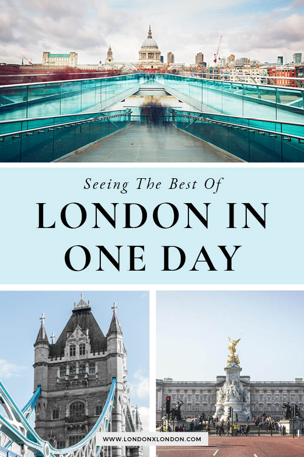 one day london
