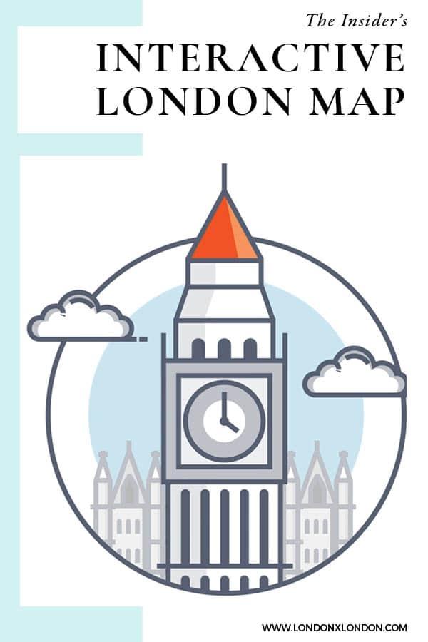 Interactive London Map