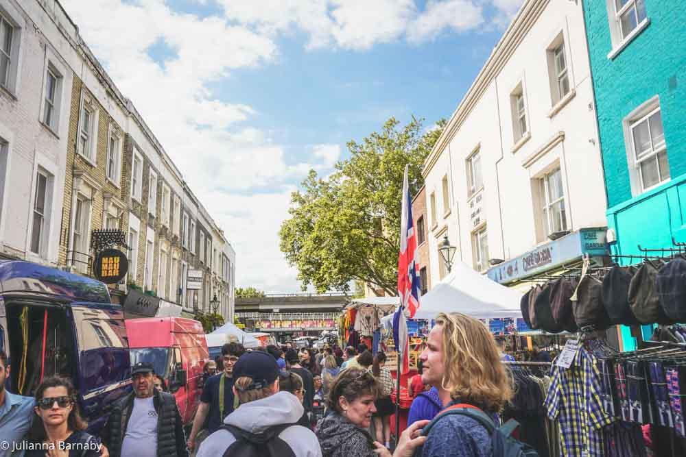 21 Cool Flea Markets in London You Have to Visit
