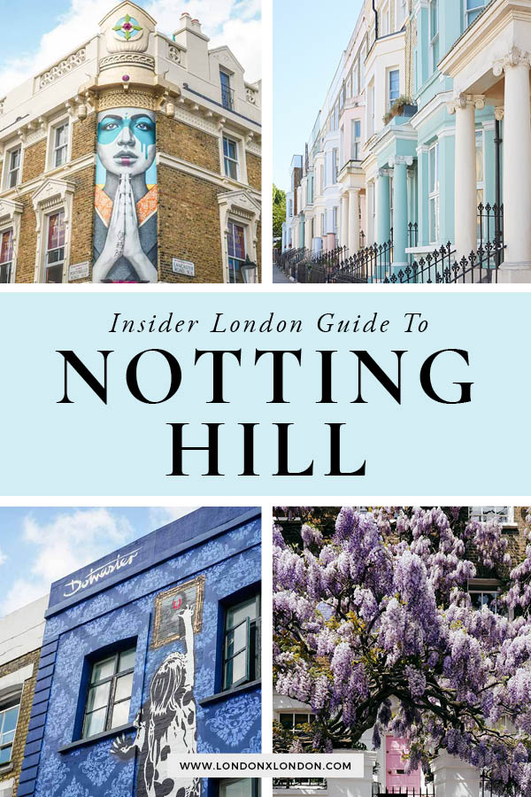 Discover Notting HIll