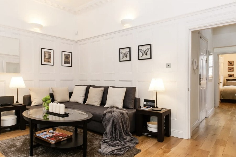 3 Bed Covent Garden
