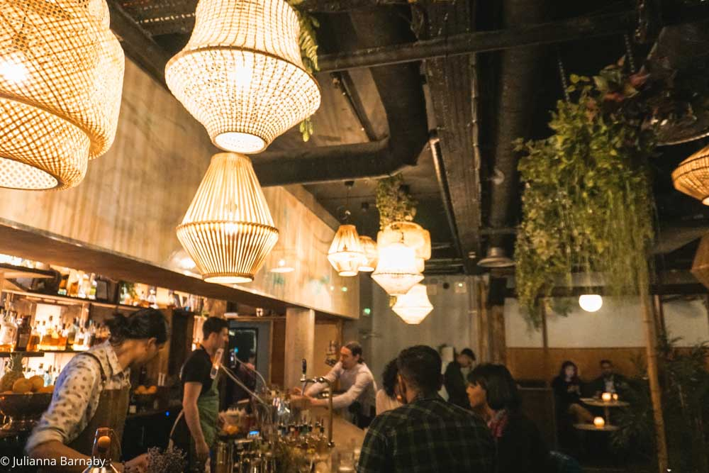 16 London Bridge Bars You Need to Have in Your Little Black Book