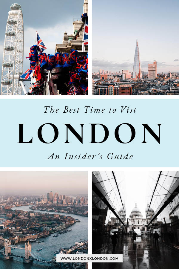 When to Visit London