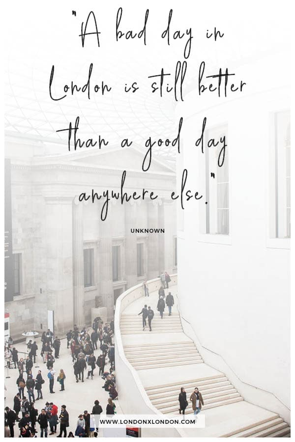 Bad day in London Quote