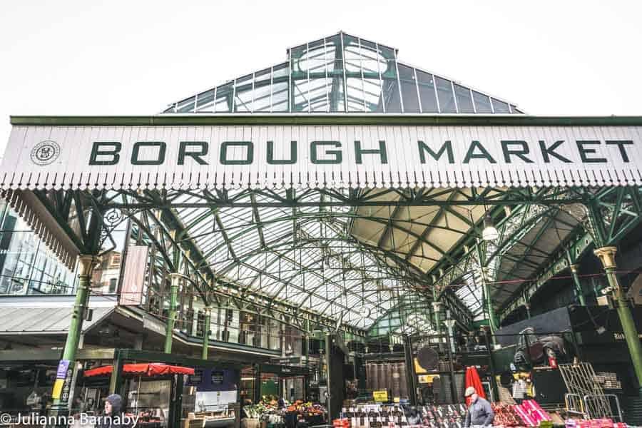 Borough Market: Visiting London's Best-Known Food Market