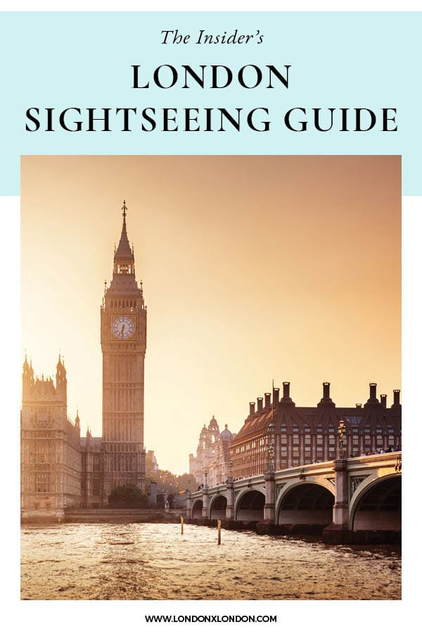 London Sightseeing Guide