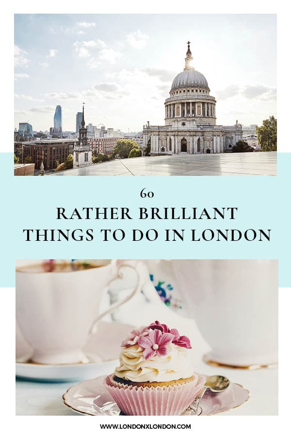 Places to See in London