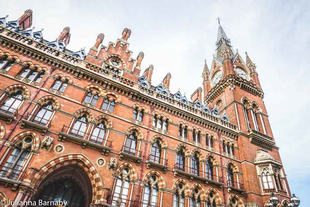 St Pancras' - A Harry Potter Filming Location