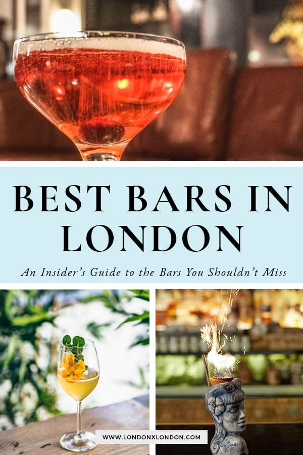 Best Bars in London