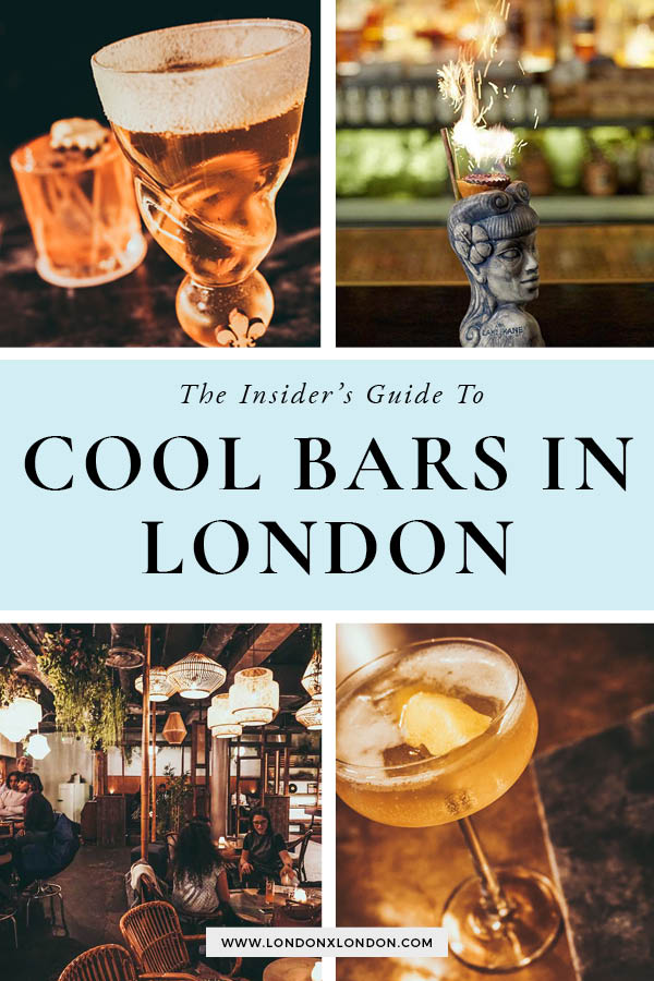 Cool Bars in London