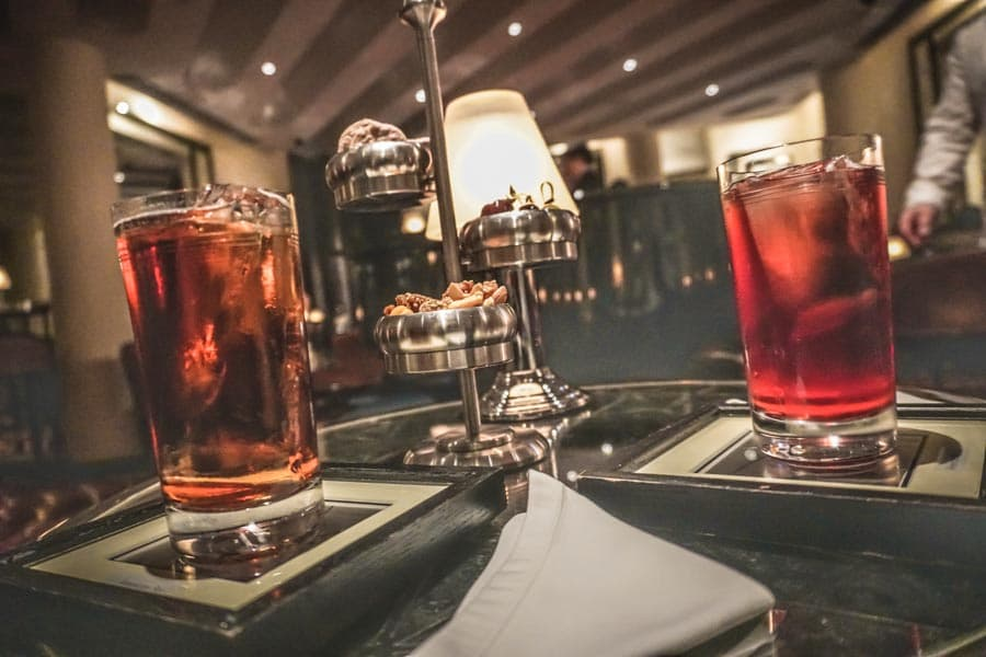 American Bar at The Savoy